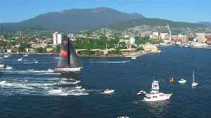 Sydney-Hobart winner Wild Oats XI survives protest [Video]