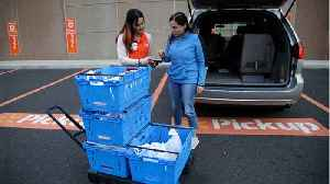 Order Online, Pickup At Store Purchases Jump During Holidays [Video]