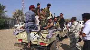 Yemen's Houthis start redeployment in Hodeidah as part of U.N. deal [Video]