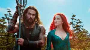 'Aquaman' Makes It To The Top For Second Week At The Box Office [Video]