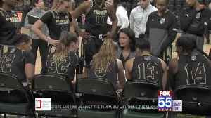 Purdue Fort Wayne WBB Drops Summit League Opener [Video]