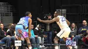 Blue Coats top Mad Ants Friday Night [Video]