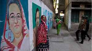 Bangladesh PM Takes Big Lead As Opposition Rejects Poll Alleging Vote Rigging [Video]