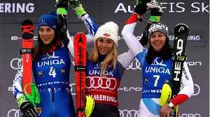 Mikaela Shiffrin Sets More Records [Video]