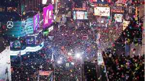 Box Seats at New York New Year's Eve Cost Up to $125,000 [Video]
