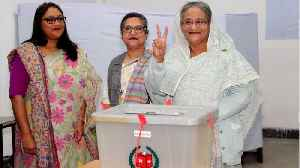 Bangladesh Probes Vote Rigging Allegations In Election Hit By Violence [Video]