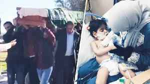 2-Year-Old Boy Dies Days After Mother Granted Visa to See Him [Video]