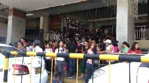 Shoppers Flee Mall After Earthquake Hits Philippines [Video]