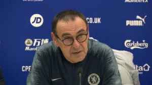 Sarri: We've been unlucky with injuries [Video]
