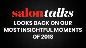 The best of SalonTV: Joaquin Phoenix, Cuba Gooding Jr. and more give advice for 2019 [Video]