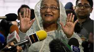 Bangladesh PM Hasina records big victory amid vote rigging claims [Video]