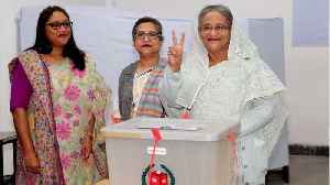 Bangladesh PM's Party Wins National Vote For Third Straight Time [Video]