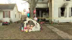 Tell City Fire Claims the Life of Three Children. [Video]