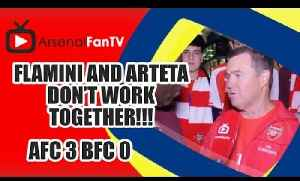 Flamini and Arteta Don't Work Together - Arsenal 3 Burnley 0 [Video]