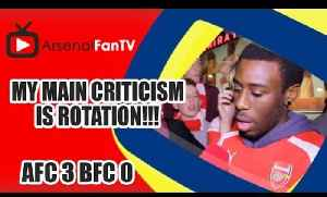My Main Criticism is Rotation !!! - Arsenal 3 Burnley 0 [Video]