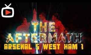 The Aftermath Show - Game Reaction After Arsenal 5  West Ham United 1 - ArsenalFanTV.com [Video]
