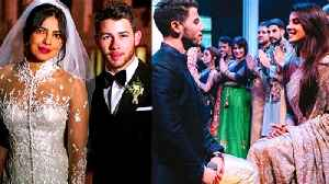 Priyanka Chopra & Nick Jonas LATEST Wedding Pics | UNSEEN Pictures [Video]