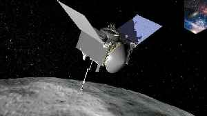 OSIRIS-REx finds evidence of existence of water on asteroid [Video]