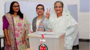 Bangladesh PM Rejects Rigging Complaints [Video]