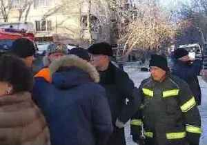 Dozens Missing After Apartment Building Collapses in Russian City [Video]