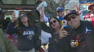Fans Have Fun As LA Rams Win Season Finale [Video]