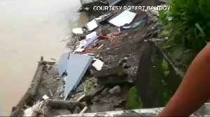 Storm kills at least 22 in the Philippines [Video]