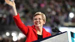 News video: Warren Takes Steps Toward 2020 Presidential Campaign