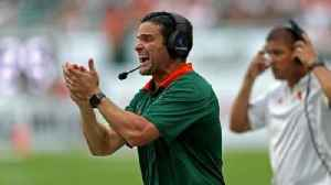 Former Hurricanes defensive coordinator Manny Diaz hired as new head coach [Video]