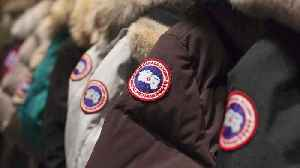 Canada Goose Opens First Store In China [Video]