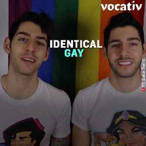 Iraqi American Gay Identical Twins Advocate Against Stereotypes [Video]