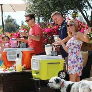 Compact cooler has everything you need to throw a party [Video]