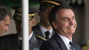 Brazil's New President To Be Inaugurated [Video]