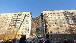 Seven Dead, Dozens Trapped Under Rubble In Russian Gas Explosion [Video]