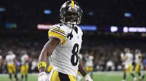 Report: Steelers' Antonio Brown Missed Sunday's Game After Dispute With Teammate [Video]