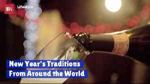 Special New Years Traditions From Around The World [Video]