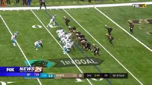Saints dominated by Panthers in 33-24 defeat [Video]
