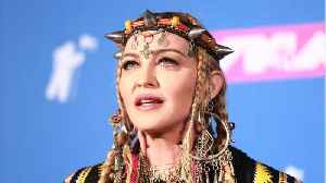 Madonna's Surprise New Year's Eve Show [Video]