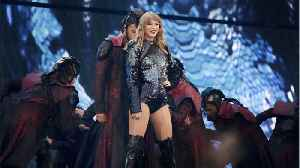 Taylor Swift Has 'Heroic' New Year's Eve Party [Video]