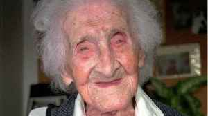 World's Oldest Person May Have Lied About Her Age [Video]