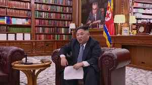Kim Jong Un Says He's Ready for More Talks With Trump [Video]