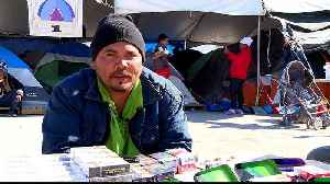 For asylum seekers, wait continues on US-Mexico border [Video]