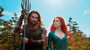 Aquaman Ends 2018 With A Splash [Video]