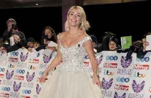 Holly Willoughby's flaming New Years Eve [Video]