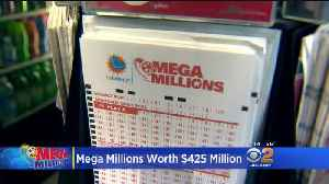 New Year's Day Jackpot Is 8th Largest In Mega Millions History [Video]