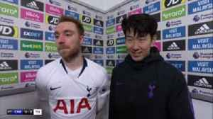 Son: We should have scored more [Video]