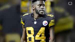 Antonio Brown Missed Game Because He Was Angry, Not Injured [Video]