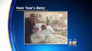 Meet North Texas New Year's Babies, 1 Arrived 2 Months Early [Video]
