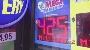 $425 Million Jackpot Drawing On New Year's Day [Video]