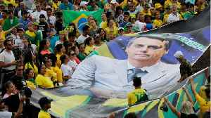 Does Brazil's New President Plan To Make The Country Great Again? [Video]