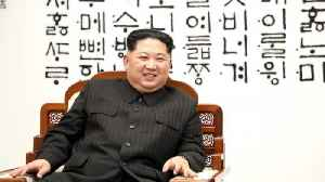 North Korean Leader Kim Jong-Un Makes New Year's Address [Video]